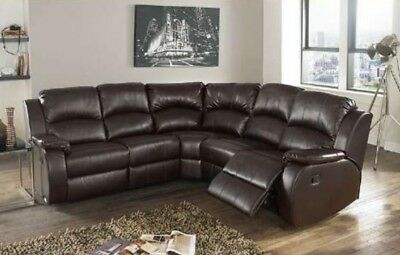 Prime Leather Recliner Corner Sofa Download Free Architecture Designs Sospemadebymaigaardcom