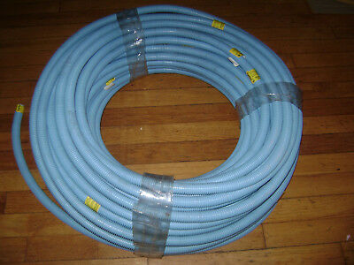 "50 Foot Coil Carlon Flex-Plus Blue ENT 1/2"" nom. ID - Smurf Tube"