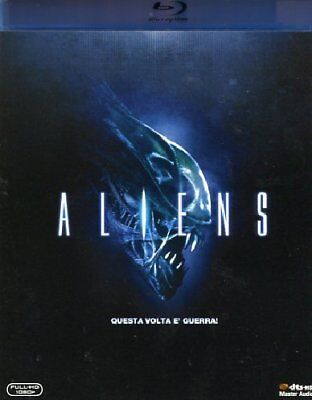Blu-ray ALIENS Sigourney Weaver 20th Century Fox James Cameron 1.85:1 Nuovo DVD