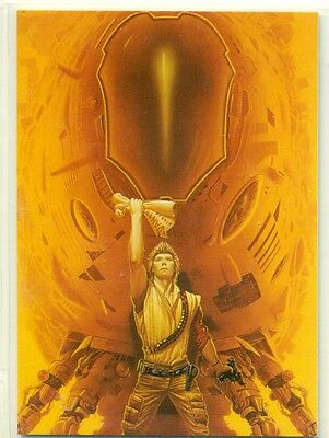 Promo Card - Michael Whelan 2 - Other Worlds - 1995 - Comic Images