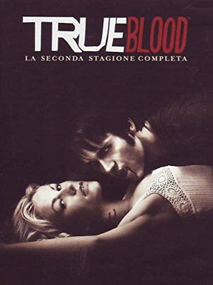 DVD TRUE BLOOD STAGIONE 02 varie Hbo 1.85:1 Nuovo 5051891026469