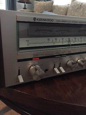 Kenwood KR-8050 High Speed DC Stereo Receiver