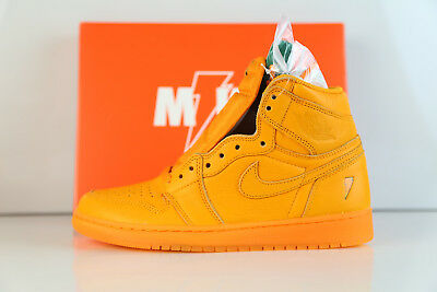 Nike Air Jordan Retro 1 High OG G8RD Gatorade Orange Peel AJ5997-880 8-12.5
