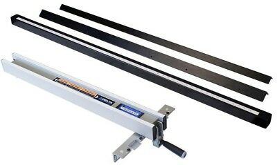 Delta Power Equipment T Square Fence Rail System Aluminum Steel Tube Power Tool