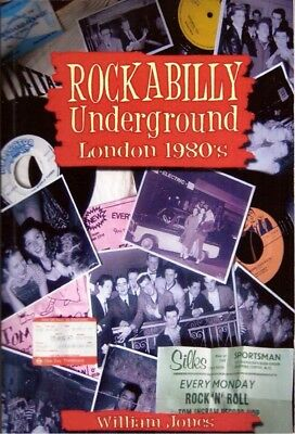 Rockabilly Underground-London 1980s