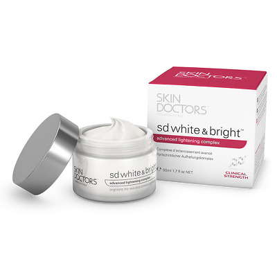 White and Bright 50ml Skin Doctors