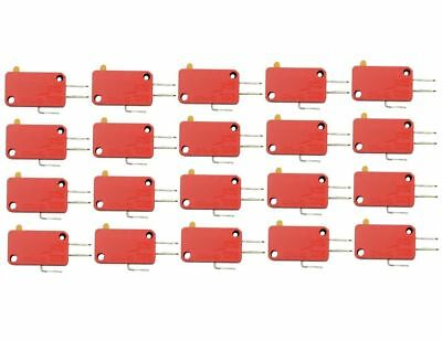 20 Pack of Arcade Micro Switches Replaces Zippy and Others by Atomic Market