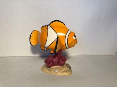 Disney Marlin Nemo Father Knows Best Figurine Rare with Box