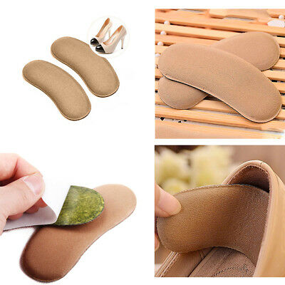 6 Pairs Durable Extra Sticky Fabric solesl Inserts Pads Cushion Grips Strong  AU
