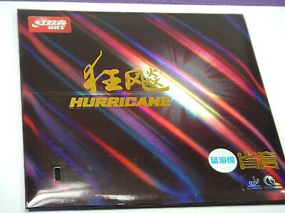 Hurricane 3 Blue Sponge Provincial Degree 41 Thickness 2.2 Table Tennis Rubber