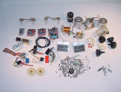 PHILIPS N-4504 reel to reel tape recorder MISC HARDWARE SPARE LOT