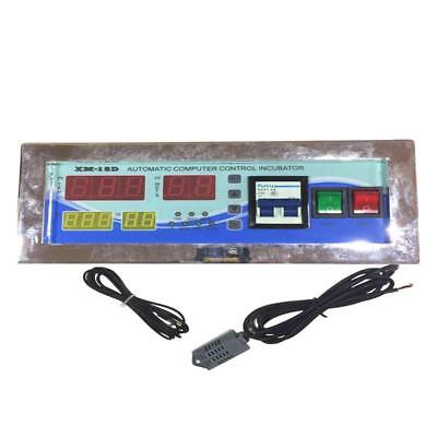 Incubator Controller Temperature Humidity Control Automatic Egg Turning Supply