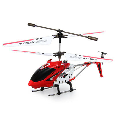Syma S107G 3CH Remote Control Helicopter Quadcopter Alloy Copter with Gyroscope