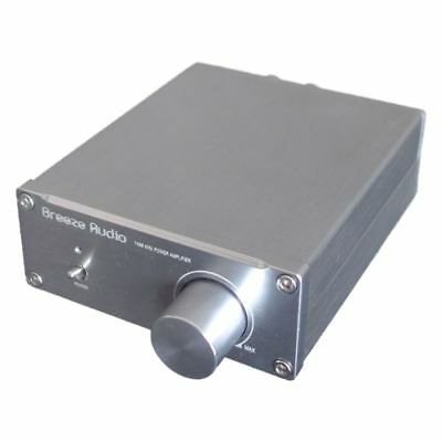 Silver HIFI 2.0 Stereo Output Digital Power Amplifier TPA3116 50Wx2 R1K2