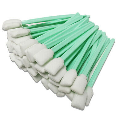 50pcs Cleaning Sponge Swab For Roland Mimaki Mutoh Epson Printer