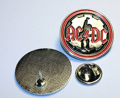Acdc Round Pin (Mba 449)