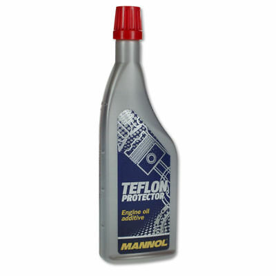 Teflon protector anti-friction additive for engine lubrication system Mannol BQ