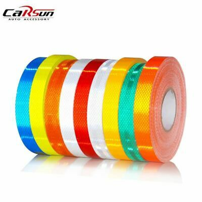 5x300cm Car Reflective Tape Stickers Auto Motorcycle Bicycle Safety Reflective M