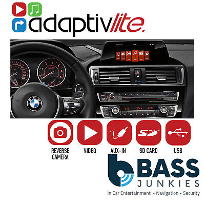 Adaptiv Lite BMW X5 Series E70 2006 on Factory Screen Apple Android Upgrade Kit