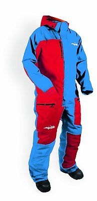 HMK SPECIAL ONE PIECE SUIT 2 BLUE/RED Snowmobile