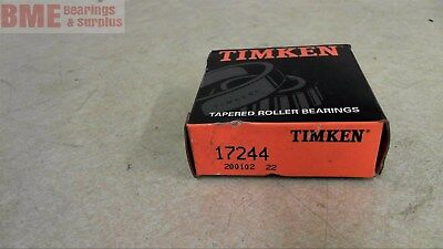 Timken 17244 Tapered Roller Bearing Single Cup