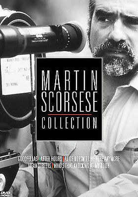 Martin Scorsese Collection (After Hours/Alice Doesn't Live Here Anymore/Goodfell