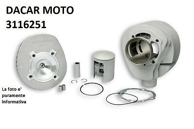 3116251 CYLINDER MALOSSI aluminium VESPA PX AND 200 2T