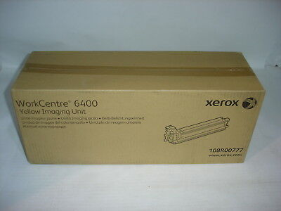 Xerox WorkCentre 6400 Yellow Imaging Unit 108R00777