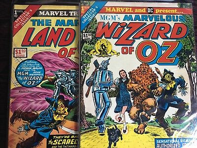 Wizard fo Oz Treasuries 1975