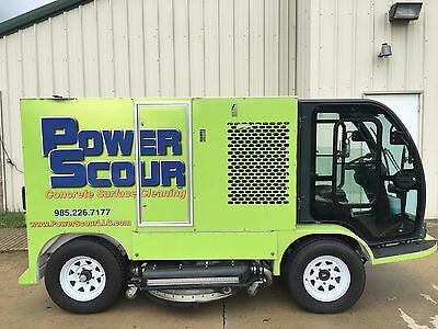 2013 CYCLONE CY5500 Surface Cleaner Pressure Washer With Recovery System
