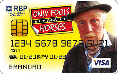 Grandad Only Fools and Horses Novelty Banknotes
