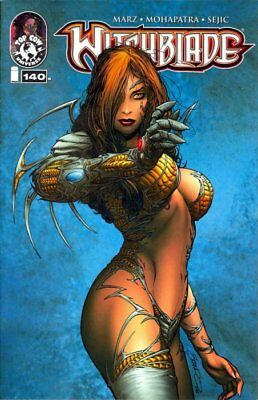 Witchblade #140 Cover B Top Cow NM