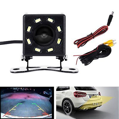 170° Car Rear View Camera Reverse Backup Parking Waterproof Night Vision CMOS