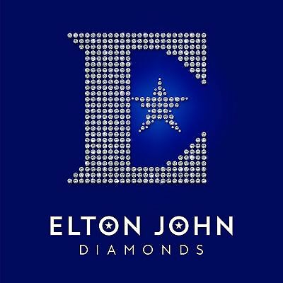 ELTON JOHN DIAMONDS 2CD (GREATEST HITS /BEST OF) 2017 Double CD Edition