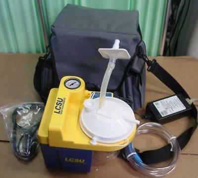 LSU Laerdal Suction Unit 88002001 Field Portable Suction unit
