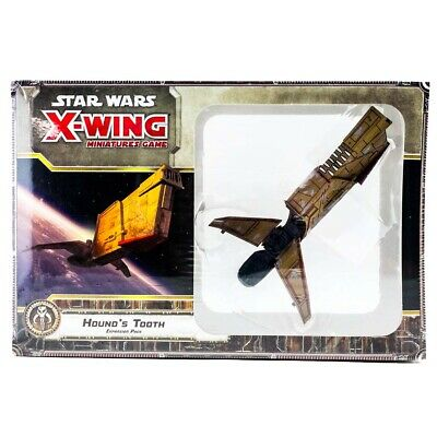 Star Wars X-Wing Miniatures Game: Hound's Tooth Expansion. Fantasy Flight