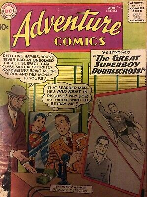 Adventure Comics Aug no. 263