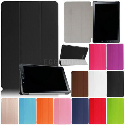 Magnetic Leather Flip Case Cover For Samsung Galaxy Tab A A6 10.1 SM-P580 P585Y