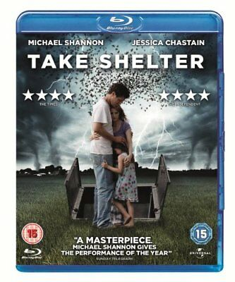 Take Shelter [Blu-ray] [DVD][Region 2]