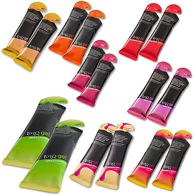 Torq Energy 45g Gel Mixed Flavours - 2 of Each (16 Gels)