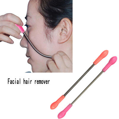 Facial Hair Epicare Spring Remover Stick Threading Epilator Tool Epistick Remove