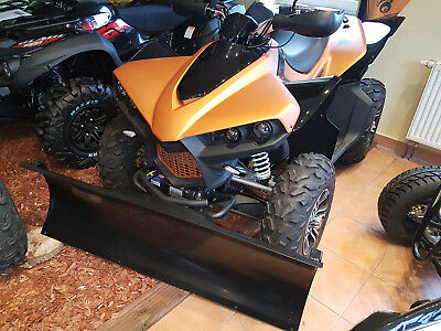 Quad ATV Herkules King Cobra 500 **Winteredition** inkl. Schneeschild