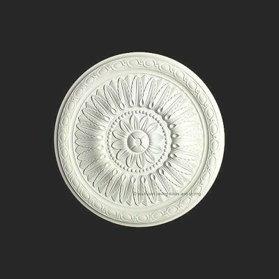 61cm Diameter, Lightweight Ceiling Rose (made of strong resin not polystyrene)