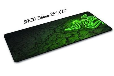 3D Speed Edition Razer Goliathus Gaming Mouse Soft Mat Pad Very Large Size