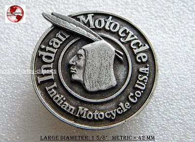 Early Indian Motorcycle Vest Pin Fits For Chief & Scout Riders Roadmaster Four