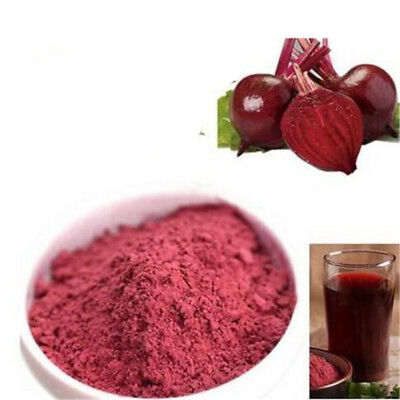 30/60/120g 100% Organic Bulk Beet Root Beta Vulgaris Rubra Powder
