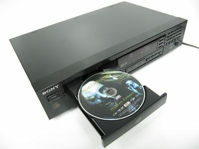 sony cd player cdp xb720 qs eur 50 00 picclick de. Black Bedroom Furniture Sets. Home Design Ideas