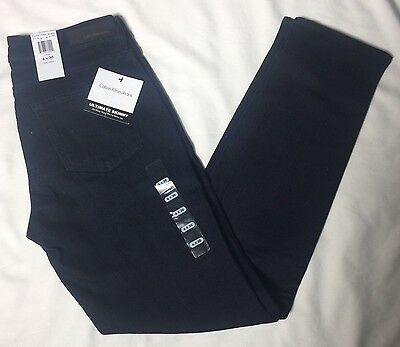 NWT Womens Calvin Klein Ultimate Skinny Jeans - Size 12/30