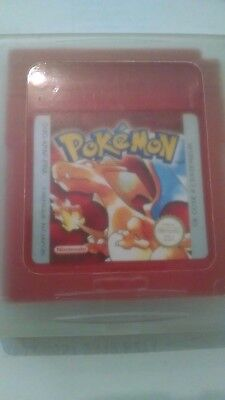 Pokemon: Red Version (Nintendo Game Boy, 1998) FRENCH