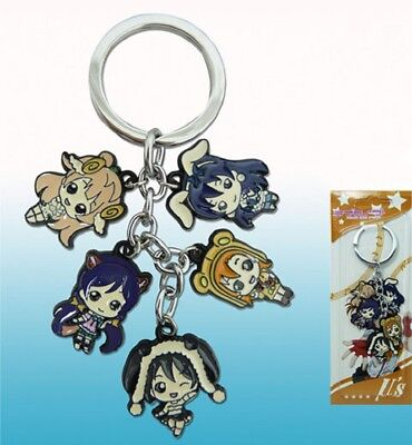 Love Live Characters Keychain USA SELLER!!! FAST SHIPPING!